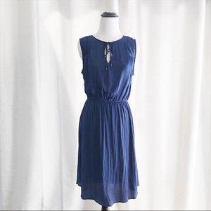 Vera Wang blue dress